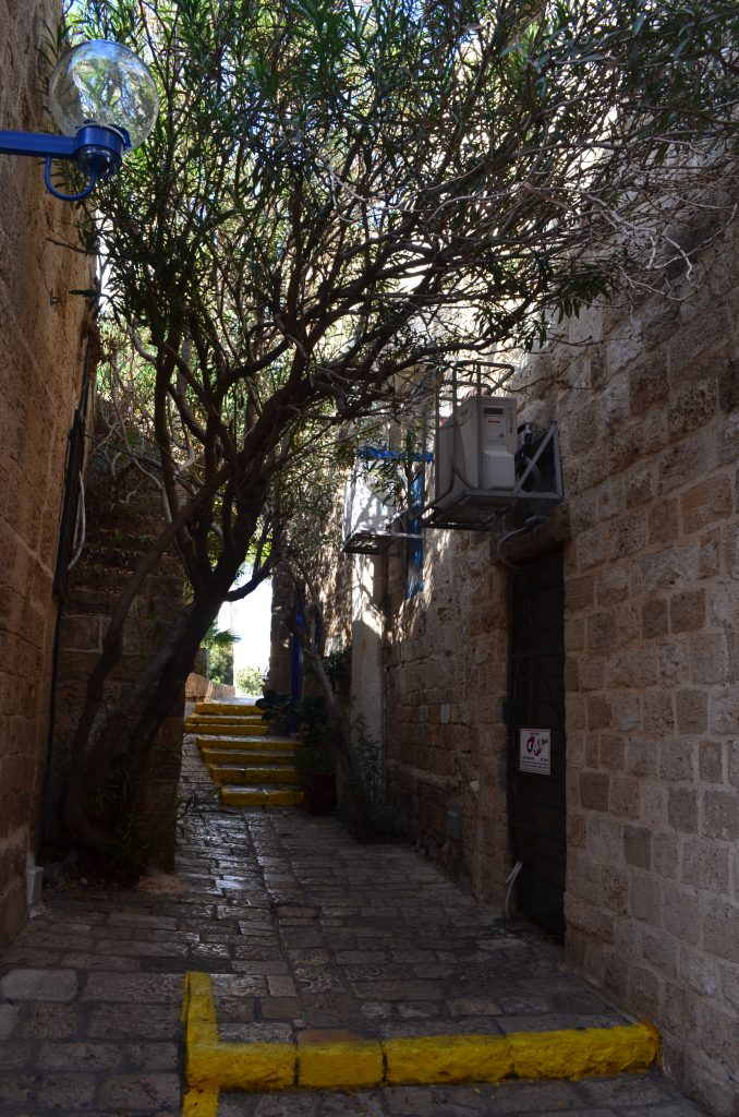 Text Box: The Old City of Jaffa